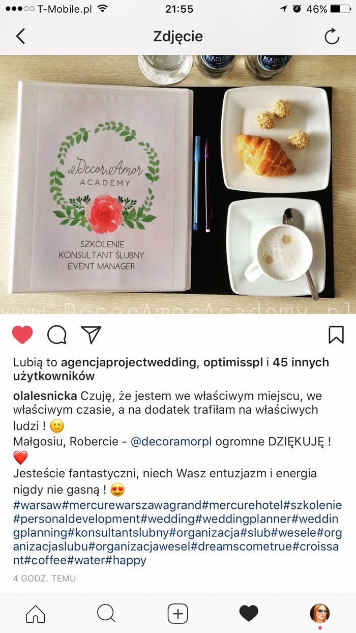 p-02- Agencja Ślubna DecorAmor Wedding Planner Konsultant Ślubny Organizacja Wesel Szkolenie Kurs Warszawa Szczecin Poznań Wrocław Kielce Kraków Katowice Gdańsk Academy