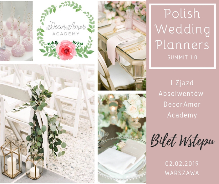 Polish Wedding Planners Summit Bilet