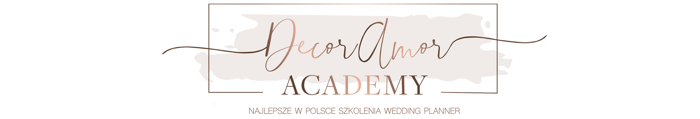 DecorAmor Academy – Szkolenia i Kursy Wedding Planner